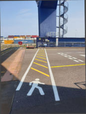 New Surface Line Markings